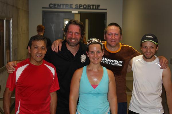 Equipe CoopETS 2012 pour la Tribu