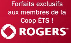 Forfaits mobiles Rogers exclusifs aux membres