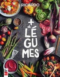 Plus de légumes - couverture