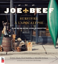 Joe beef - couverture