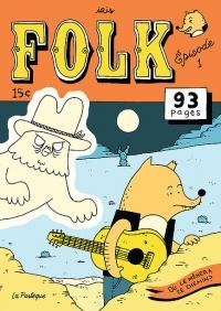 Folk - couv
